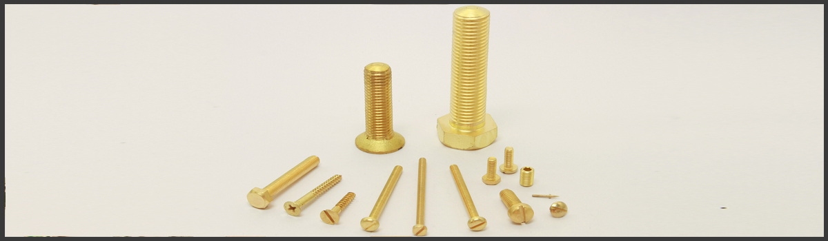 First Brass Parts India Brass bolts Brass Screws Brass nuts bolts