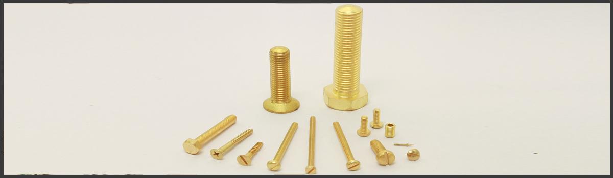 First Brass Parts India Brass bolts Brass Screws Brass nuts bolts