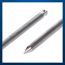 Aluminum Lawn Stakes