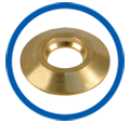 Brass Anchors Cover Flanges Brass Collar