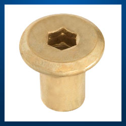 Brass Furniture Cap Nuts