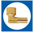 Brass Hose Connectors Elbows