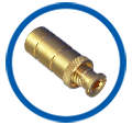 Brass Screw in Anchors Brass Key Hole Anchors
