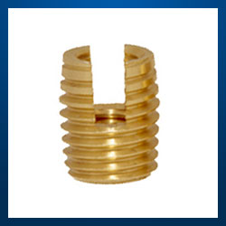 Brass Self Tapping Inserts