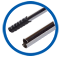 Stainless Steel Installation Rods