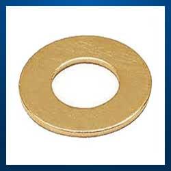 Brass DIN 125 Washers