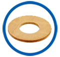 Brass Washers Brass Parts Copper Parts