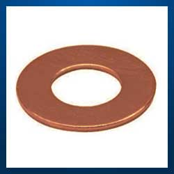Copper DIN 125 Washers Brass Washers Brass Components Pressed Parts