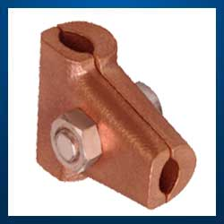 Copper Tee Clamps