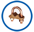 Copper U-BOLT Clamps