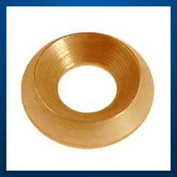 Cup Washers in Copper and Brass