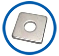 Square Washers Brass Square Washers Copper Square Washers
