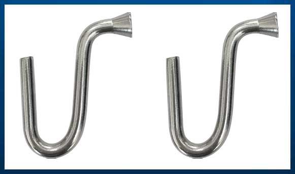 Stainless Steel Hooks Pool Cover Stainless Steel Hooks