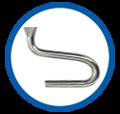Stainless Steel Hooks